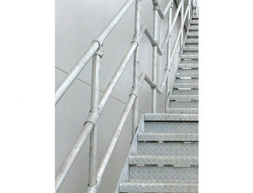 R05 Heavy Duty Metal Clamp Style staircase Railings