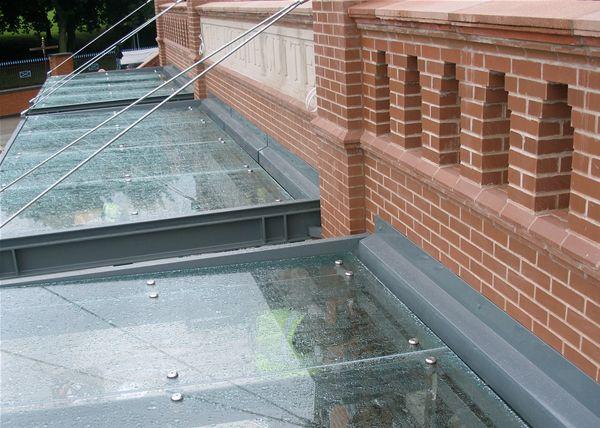 SP06 Typical Brick Flashing Details