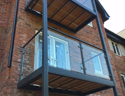 Gladman Homes – Balconies – Cheadle