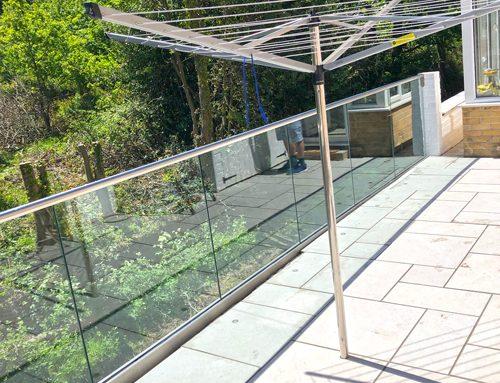 Private House – Glazed Balustrade – Sheffield