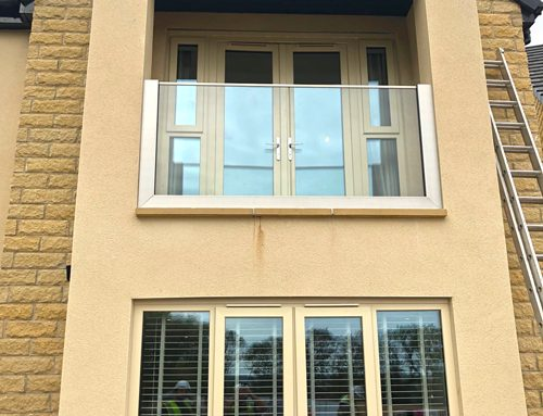 Strata Homes – Juliette Balcony – Chesterfield