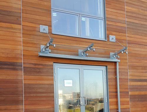 Aragon Homes LTD – Glazed Entrance Canopy – Kettering