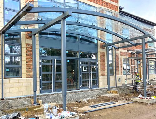 MCS – Canopies – Royal Russell School